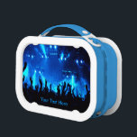 """Cool &quot;Customizable&quot; Live Concert (Multiple Colors) Lunch Box<br><div class=""""desc"""">If you have clicked on this item, it must be because you saw something nice about it, didn&#39;t you? Then, why don&#39;t you take it home? THINK ABOUT IT! Believe it or not, this item is """"Rated WOW"""" and what makes it really exceptional and spectacular is its incredible HIGH-QUALITY, from...</div>"""