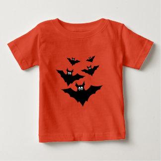 Cool cute Halloween bats Infant Organic Creeper