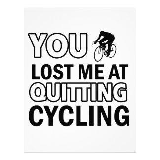 Cool cycling designs letterhead design