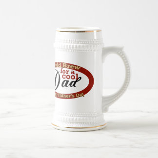 Cool Dad Father's Day Beer Stein
