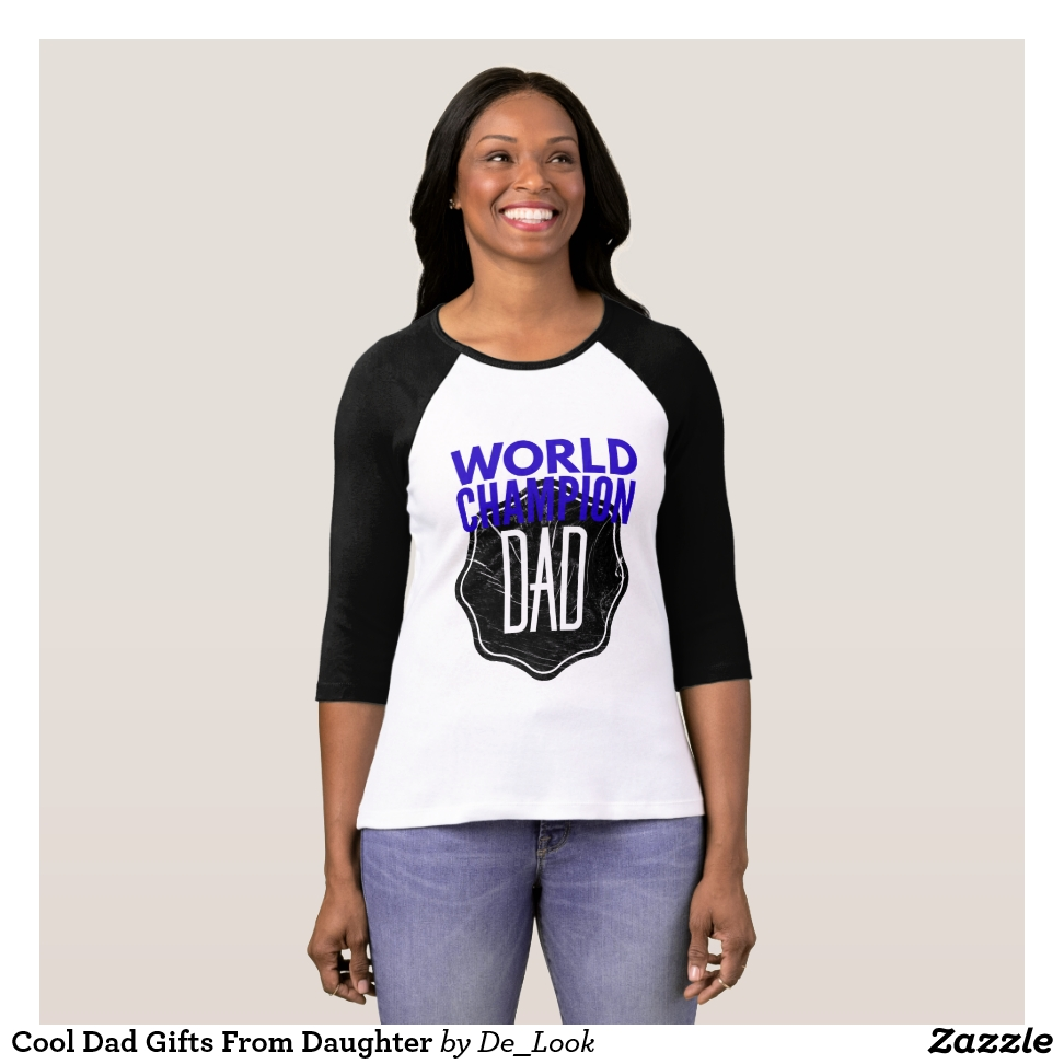 Cool Dad Gifts From Daughter T-Shirt - Best Selling Long-Sleeve Street Fashion Shirt Designs