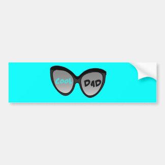 Cool Dad Glasse's Bumper Sticker