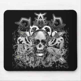 Cool DAD in Heavy Metal Style Tshirts and Gifts Mouse Pad