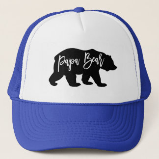 Cool Dad Papa Bear Trucker Hat
