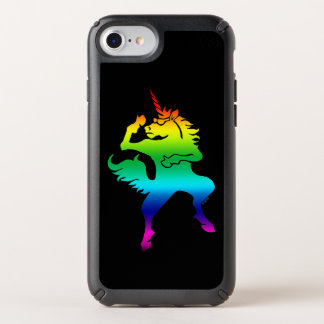 Cool dancing unicorn speck iPhone case