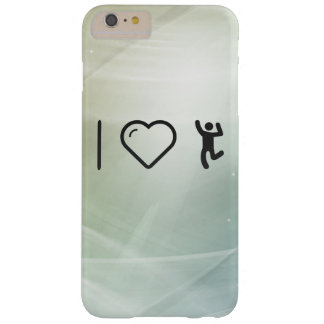 Cool Dancing Warmups Barely There iPhone 6 Plus Case
