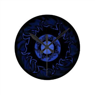 cool dark clock