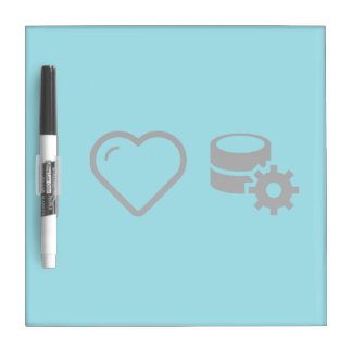 Cool Database Settings Dry-Erase Boards