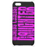 Cool Daughters : Pink Worlds Coolest Daughter iPhone 5C Cover