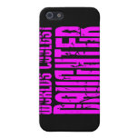 Cool Daughters : Pink Worlds Coolest Daughter iPhone 5 Cover