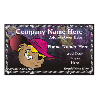 Cool Dawg Business Card