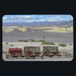"Cool Death Valley Flexible Magnet! Magnet<br><div class=""desc"">Cool Death Valley Premium Flexi Magnet! Photo by MammaBASIL.</div>"