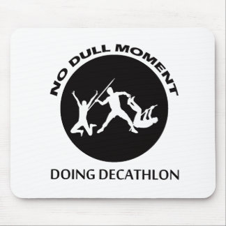 Cool decathlon designs mouse pad