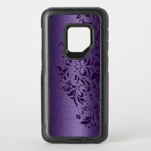 Deep Purple Samsung Galaxy S9 Cases Covers Zazzle