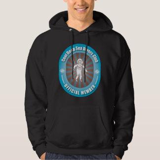 Cool Deep Sea Divers Club Pullover