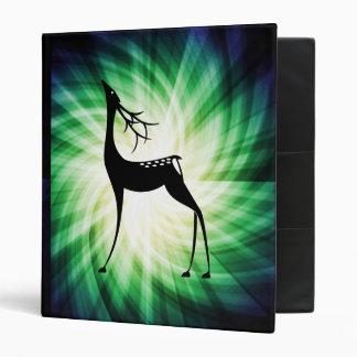 Cool Deer Binder