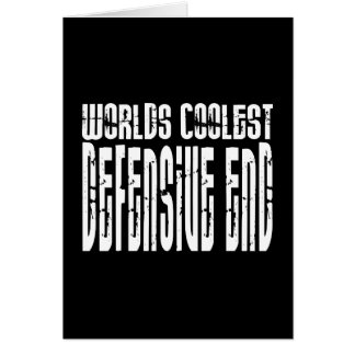Cool Defensive Ends : Worlds Coolest Defensive End Card