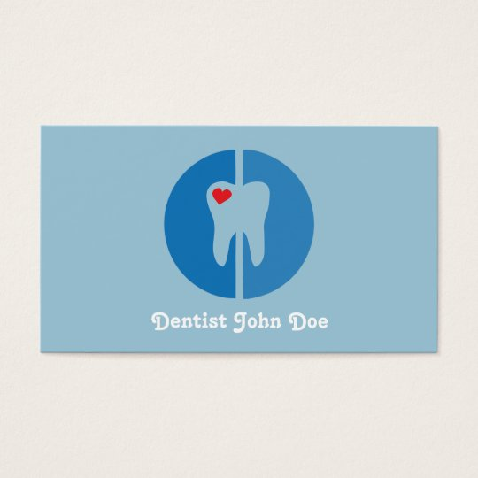 Cool dentist dental office tooth business card zazzle cool dentist dental office tooth business card reheart Image collections
