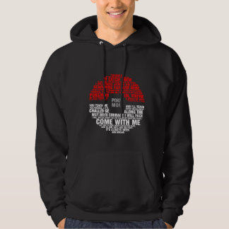 Cool design for everybody hoodie