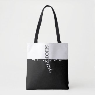 Cool Designer Funny Shopping Meme Tote Bag