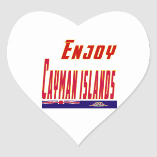 Cool Designs For Cayman Islands Stickers