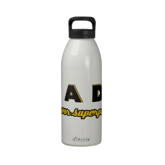 Cool designs for dads reusable water bottles