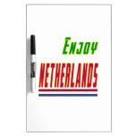 Cool Designs For Netherlands Dry-Erase Whiteboard