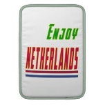Cool Designs For Netherlands MacBook Sleeves