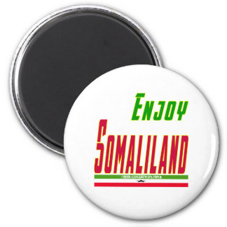 Cool Designs For Somaliland Fridge Magnet