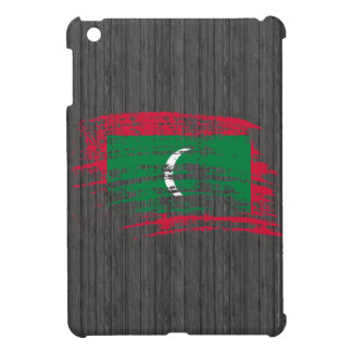 Cool Dhivehin flag design Cover For The iPad Mini