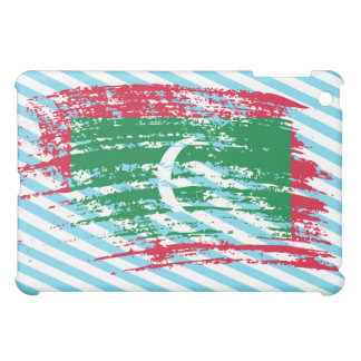 Cool Dhivehin flag design Case For The iPad Mini