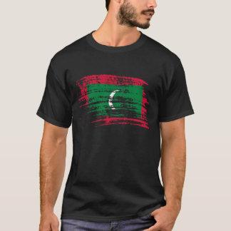 Cool Dhivehin flag design T-Shirt