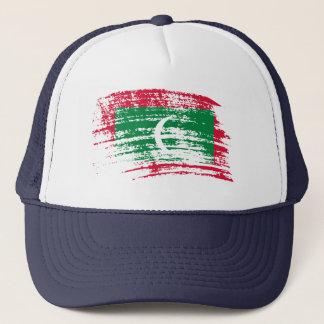 Cool Dhivehin flag design Trucker Hat