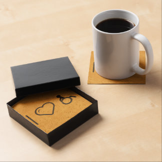 Cool Disabilities Beverage Coasters