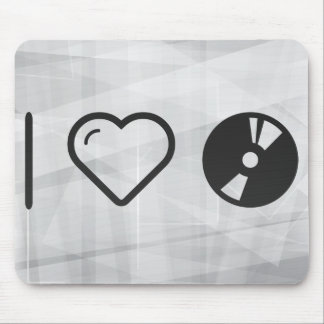 Cool Disc Dvds Mouse Pad