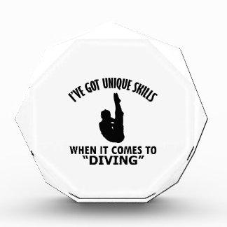 cool diving DESIGNS Award
