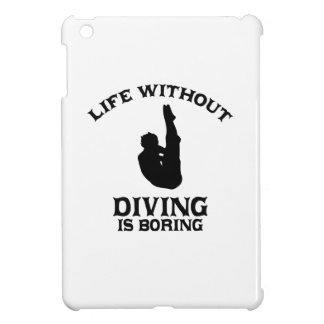 cool Diving DESIGNS Case For The iPad Mini
