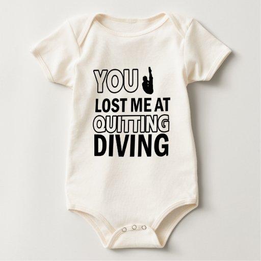 Cool diving designs creeper