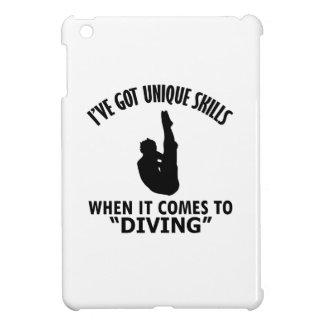 cool diving DESIGNS iPad Mini Case