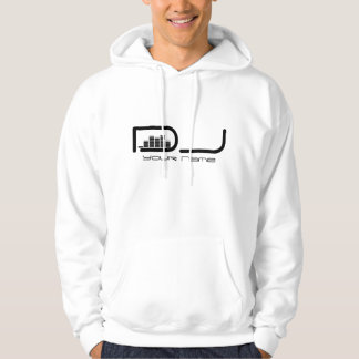 COOL DJ Equalizer HOODED SWEATSHIRT