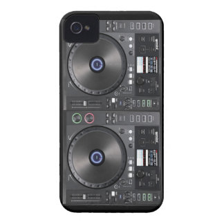 cool DJ Turntable Case-Mate iPhone 4 Cases