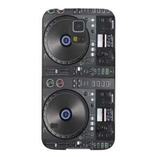 cool DJ Turntable Galaxy S5 Case