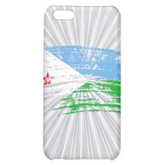 Cool Djibouti flag design Cover For iPhone 5C