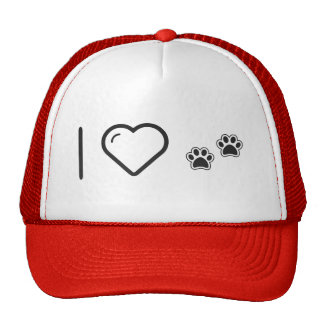 Cool Dog Footers Trucker Hat