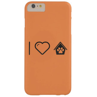 Cool Dog Houses Barely There iPhone 6 Plus Case