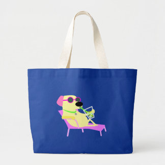 Cool Dog in Sunglasses Bags