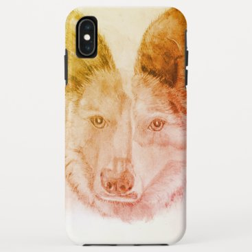 Cool Dog Sketch Case-Mate Samsung iPhone
