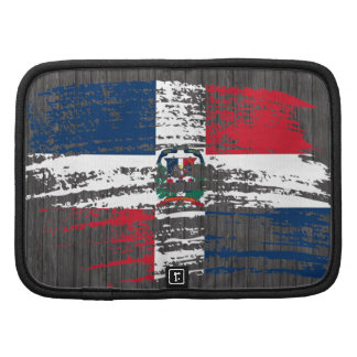 Cool Dominican flag design Organizer