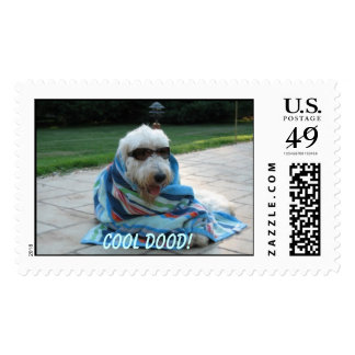 Cool Dood Postage Stamps