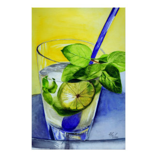 Cool Drink Poster